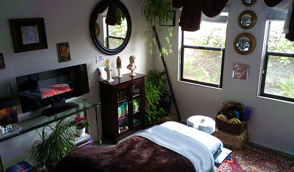 Deep Tissue Massage Santa Barbara  Studio